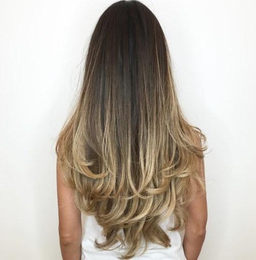 прически дълга коса