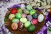 30 нови начини да си боядисате яйцата тази година (снимки)