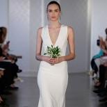 Сватбена рокля Козирог