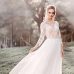 Сватбена рокля Водолей