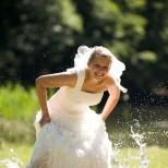 Сватбена рокля Риби