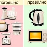 какво ми трябва за кухнята