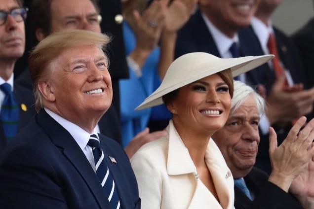 Мелания елегантна шапка