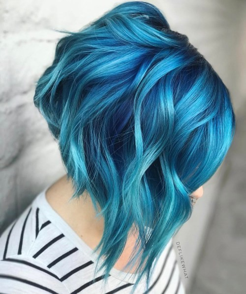 коса морски цвят