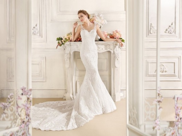 Сватбена рокля Скорпион