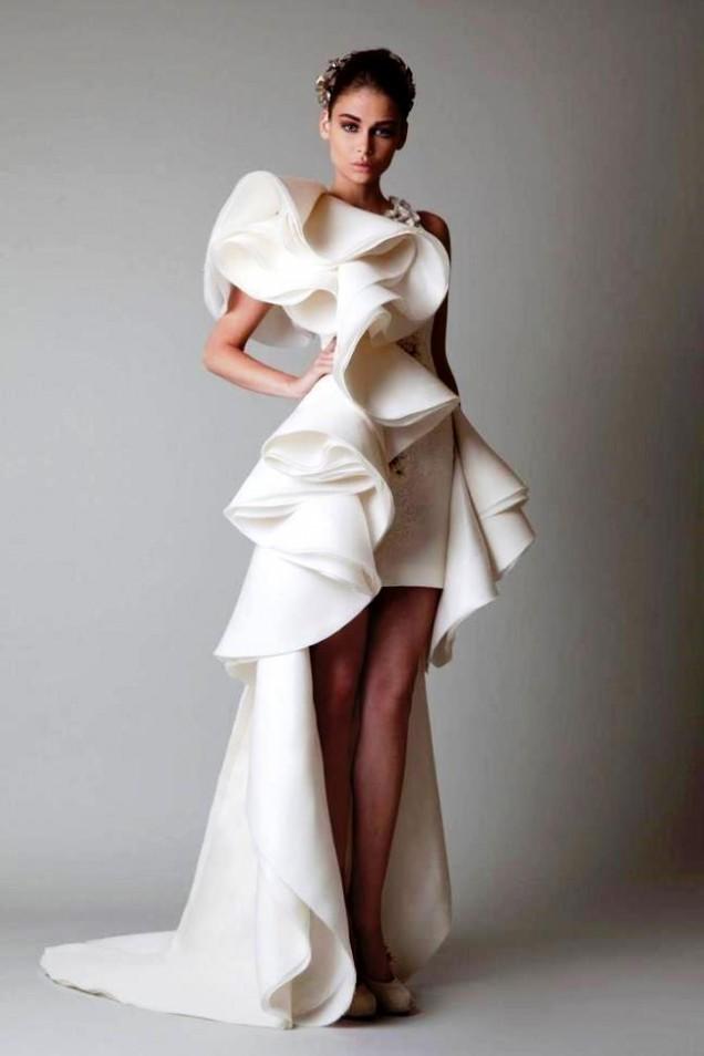 Сватбена рокля Дева