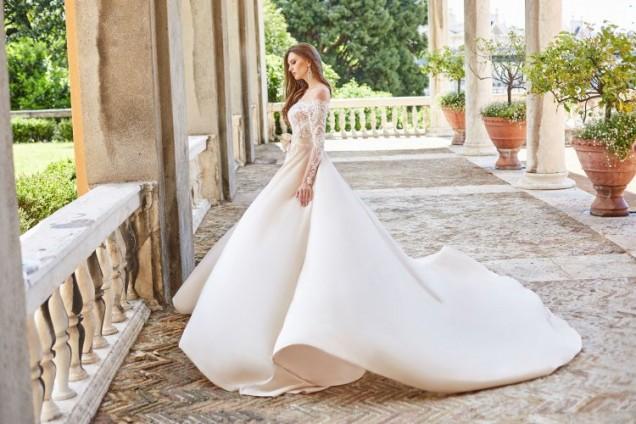 Сватбена рокля Лъв