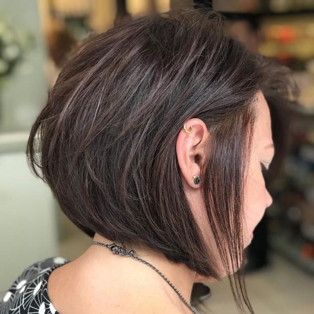 Коса каре