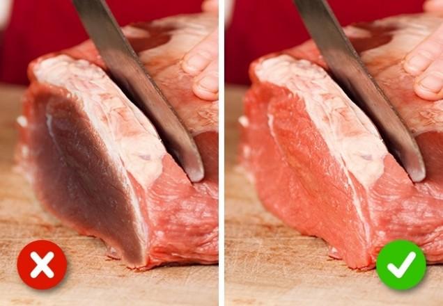 проверка на месо