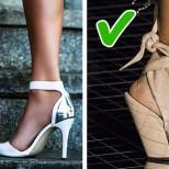 на какви обувки да се спря
