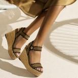 Обувки платформи