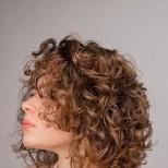 Лесни прически за къса коса