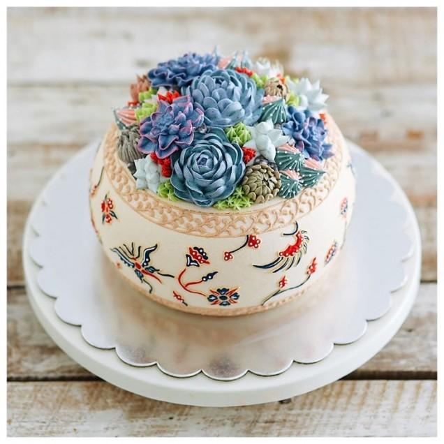 торта саксия