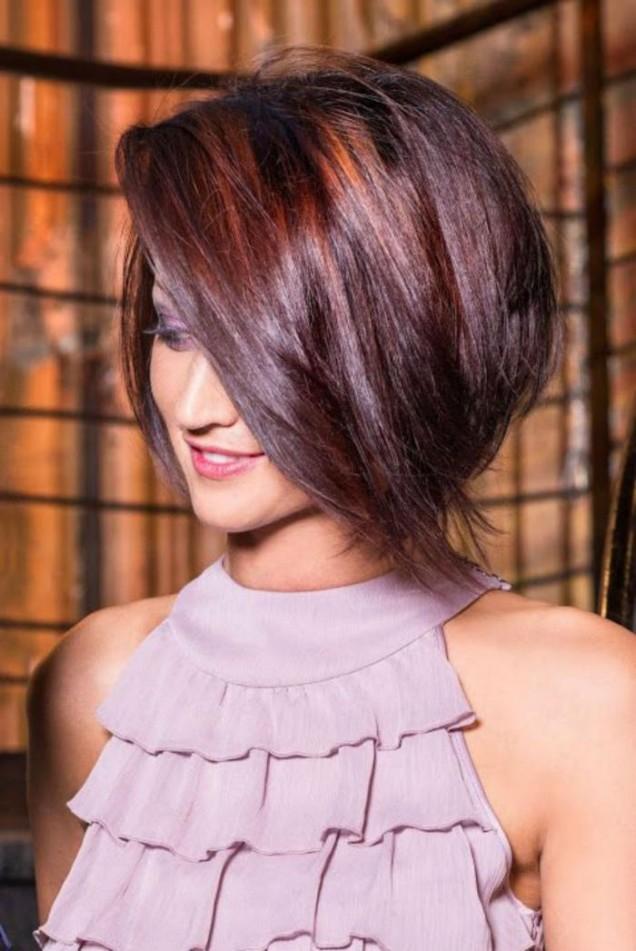 боб за тънка коса