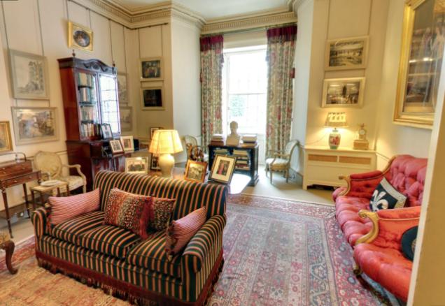 Кларънс хаус стаи