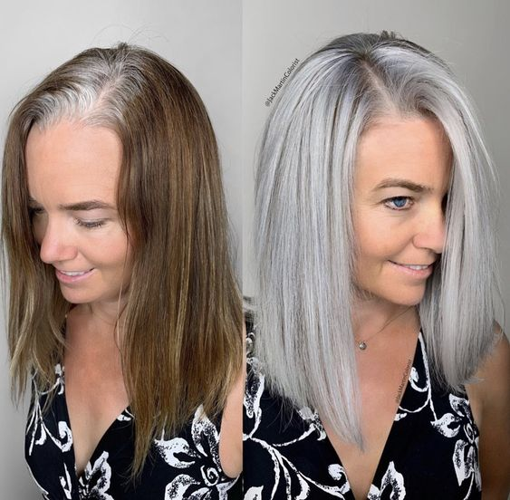 сивото е новото русо