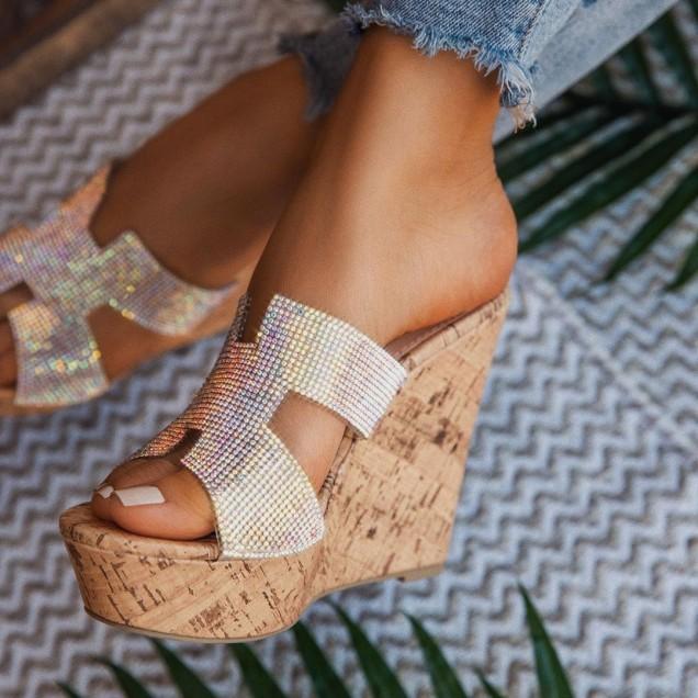 Обувки на платформа 2020