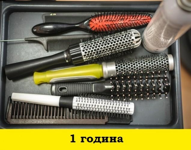 гребени и четки за коса годност