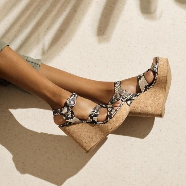 Евтини обувки на платформа