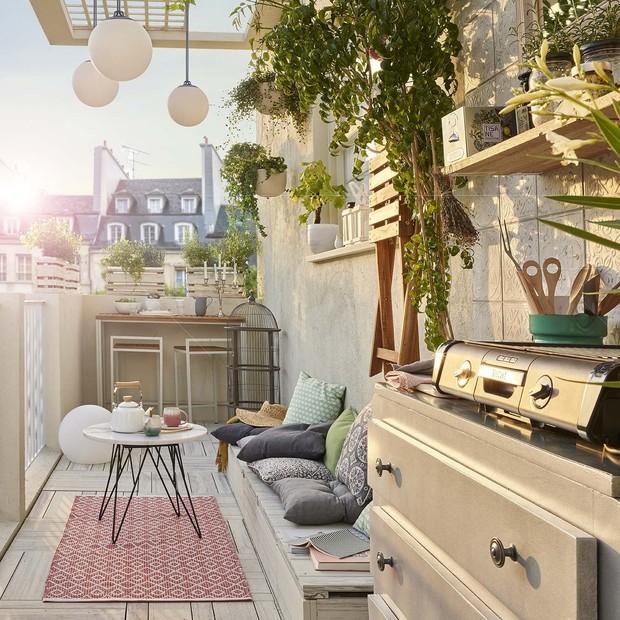 красиви идеи за балкона