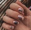 23 маникюра-Нежна лавандула, красиви клонки, стилен минимализъм