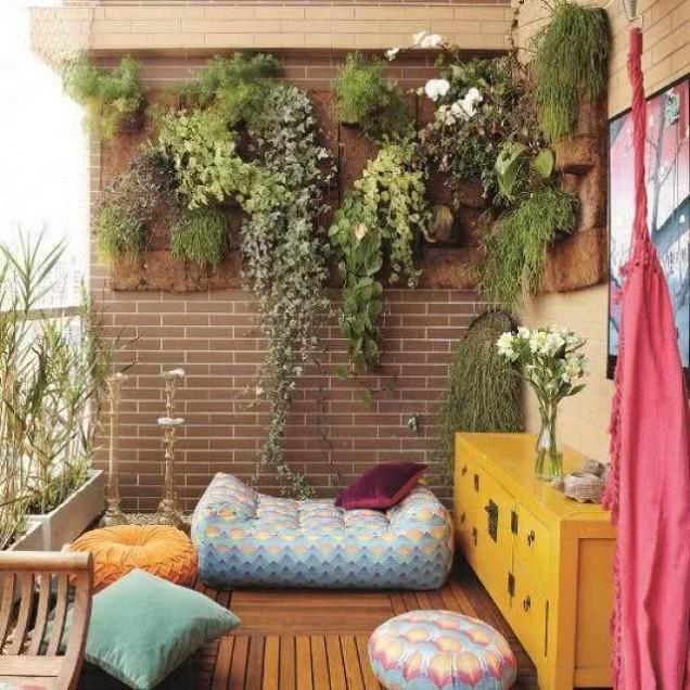 романтичен релакс на балкона
