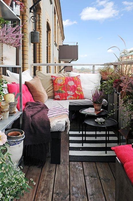 балкон шик