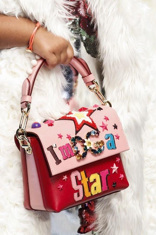 цветна чанта