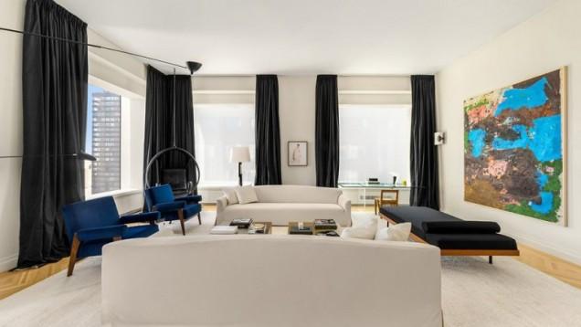нюйоркският апартамент на Джей Ло