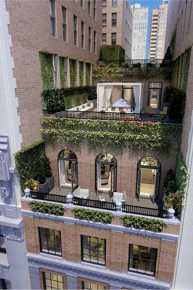 Мезонетът на Джей Ло в Ню Йорк
