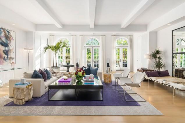Апартаментът на Джей Ло в Ню Йорк
