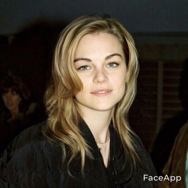 Леонардо Ди Каприо като жена