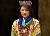 красивата кралица на Бутан