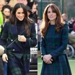 Кейт и Меган шотландско каре