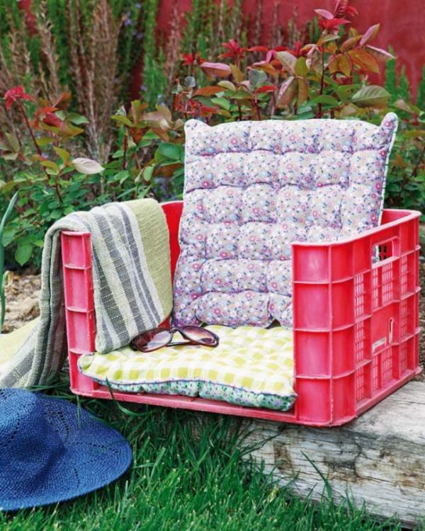 диван от старата щайга