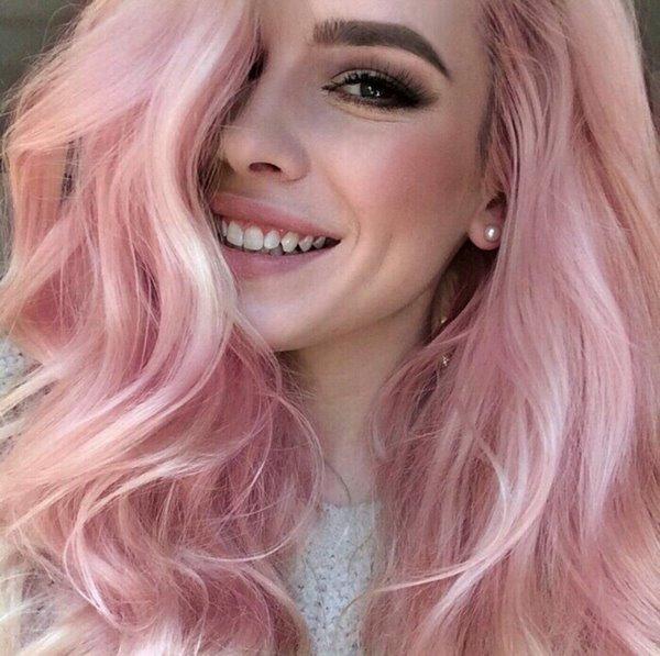 розова коса 2020