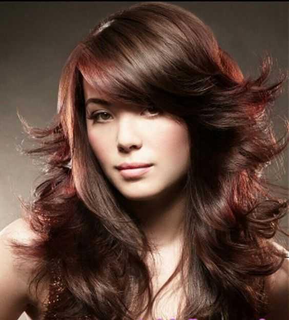 прическа италианка красива коса