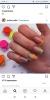 19 шаренки, красиви и много, много летни маникюри, които ще ви накарат да се усмихнете (снимки)