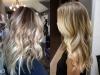 Модерните цветове на лято 2020- лъч светлина в косата топ тенденция на сезона (снимки)