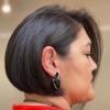 Скосен боб за жени на 40-50 години-11 убедителни примера