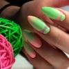 Цветно асорти - 19 ярки маникюра, с които лятото никога няма да е скучно! Наслада за окото (Снимки):