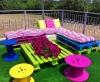 градински мебели направи си сам