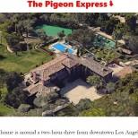 калифорнийското имение на Меган и Хари