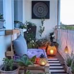 идеи малък балкон