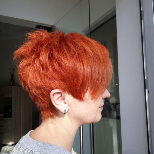 къса коса 2020