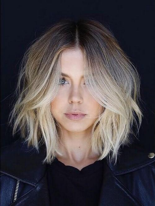 Бързи прически за къса коса