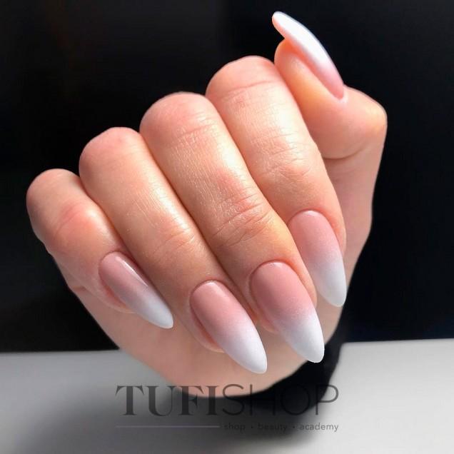 омбре маникюр дълги нокти