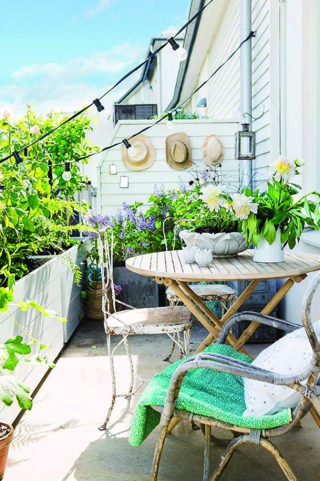 балкон за релакс