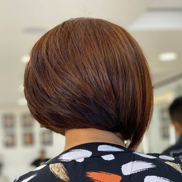 Модни прически за къса коса 2020