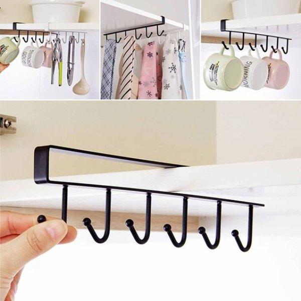 идеи за съхранение в кухнята